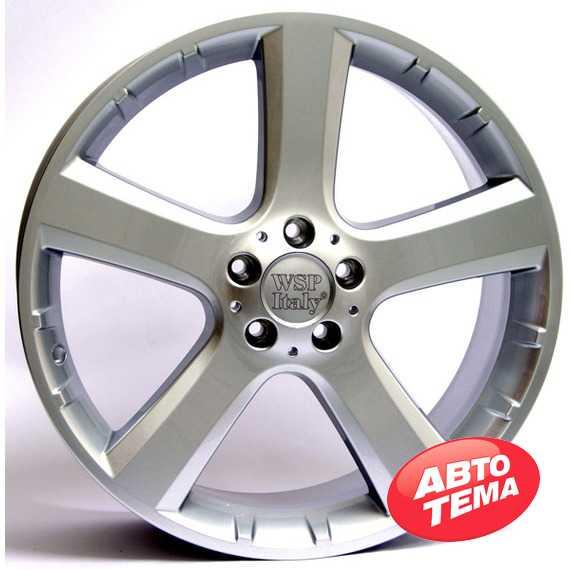 WSP ITALY Copacabana W751 silver - Интернет-магазин шин и дисков с доставкой по Украине GreenShina.com.ua