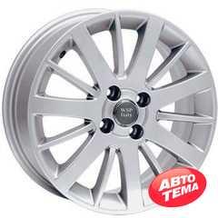 Купить WSP ITALY CALABRIA W153 (SILVER - Серебро) R15 W6 PCD4x98 ET35 DIA58.1