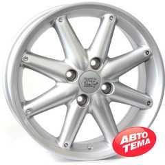 Купить WSP ITALY SIENA W952 SILVER R16 W6.5 PCD4x108 ET52.5 DIA63.4