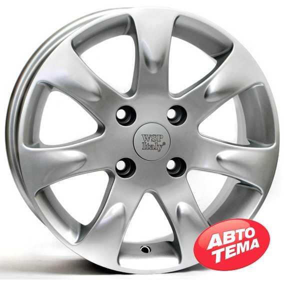 WSP ITALY AIDA W3702 (SILVER - серебро) - Интернет-магазин шин и дисков с доставкой по Украине GreenShina.com.ua