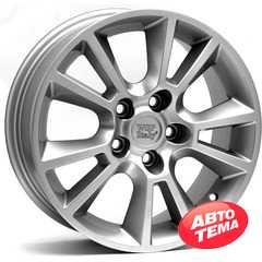 Купить WSP ITALY Strike W2502 (SILVER - Серебро) R15 W6.5 PCD5x110 ET37 DIA65.1