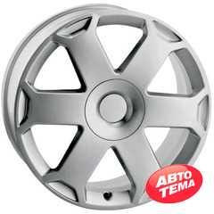 Купить Легковой диск WSP ITALY BOSTON W536 SILVER R17 W7.5 PCD5x100/112 ET45 DIA57.1
