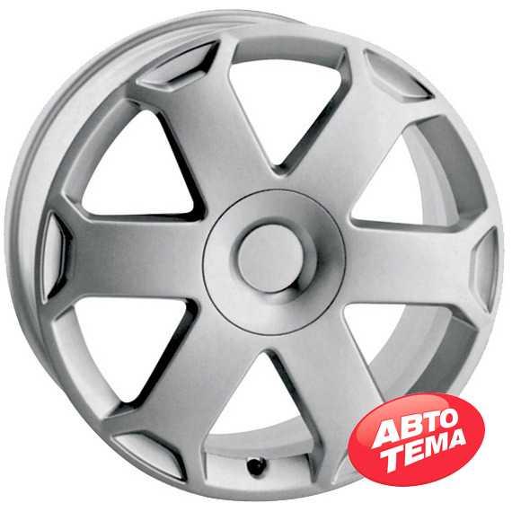 Легковой диск WSP ITALY BOSTON W536 SILVER - Интернет-магазин шин и дисков с доставкой по Украине GreenShina.com.ua