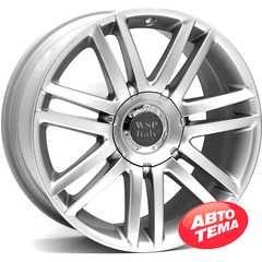 Купить WSP ITALY Pavia W544 Silver R20 W8 PCD5x100/112 ET45 DIA57.1