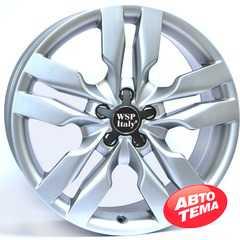 Купить WSP ITALY S6 MICHELE W552 SILVER R16 W7 PCD5x112 ET35 DIA57.1