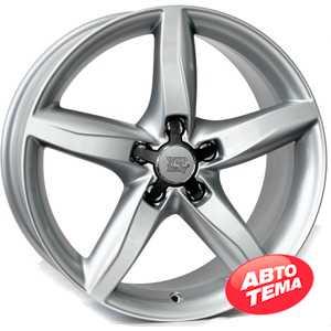 Купить WSP ITALY KASSEL W561 SILVER R17 W7.5 PCD5x112 ET42 DIA66.6