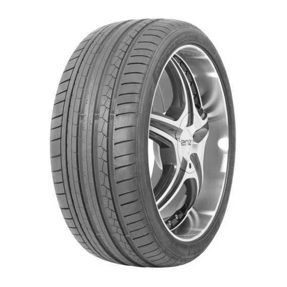 Летняя шина DUNLOP SP Sport Maxx GT - Интернет-магазин шин и дисков с доставкой по Украине GreenShina.com.ua