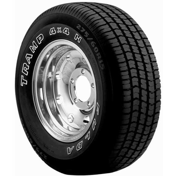 Всесезонная шина FULDA Tramp 4x4 H - Интернет-магазин шин и дисков с доставкой по Украине GreenShina.com.ua