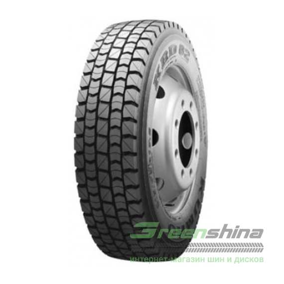 Грузовая шина KUMHO KRD02 - Интернет-магазин шин и дисков с доставкой по Украине GreenShina.com.ua