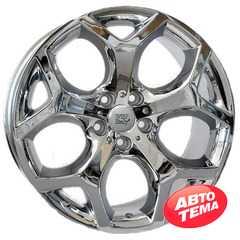 Купить WSP ITALY X5 Hotbird W667 CHROME R20 W10 PCD5x120 ET40 DIA74.1