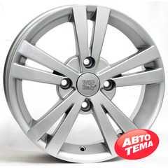 Купить WSP ITALY TRISTANO W3602 (SILVER - Серебро) R15 W6 PCD4x114.3 ET45 DIA56.6