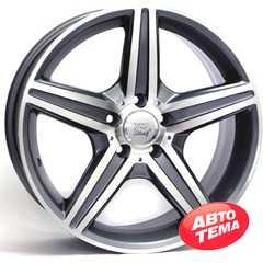Купить WSP ITALY AMG CAPRI W758 ANT.POL. R17 W8 PCD5x112 ET35 DIA66.6