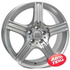 Купить Легковой диск WSP ITALY DIONE W763 SILVER R17 W8.5 PCD5x112 ET48 DIA66.6