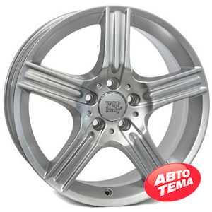 Купить Легковой диск WSP ITALY DIONE W763 SILVER R17 W8.5 PCD5x112 ET58 DIA66.6