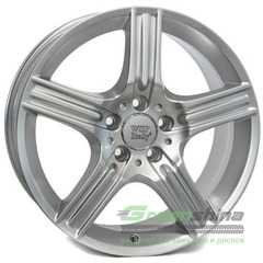 Купить Легковой диск WSP ITALY DIONE W763 SILVER R18 W9 PCD5x112 ET54 DIA66.6