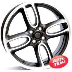 Купить WSP ITALY LIM. EDITION W1651 BLACK POLISHED R18 W7 PCD4x100 ET52 DIA56.1