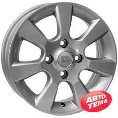 Купить WSP ITALY TIIDA W1852 (SILVER - Серебро) R15 W5.5 PCD4x100 ET40 DIA54.1