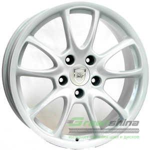 Купить WSP ITALY Corsair GT3/RS FL.F W1052 (WHITE - Белый) R19 W11 PCD5x130 ET45 DIA71.6