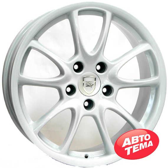 WSP ITALY Corsair GT3/RS FL.F W1052 (WHITE - Белый) - Интернет-магазин шин и дисков с доставкой по Украине GreenShina.com.ua