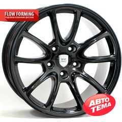 WSP ITALY Corsair GT3/RS FL.F W1052 (BLACK - Черный) - Интернет-магазин шин и дисков с доставкой по Украине GreenShina.com.ua