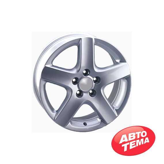 WSP ITALY RAVELLO W436 SILVER - Интернет-магазин шин и дисков с доставкой по Украине GreenShina.com.ua