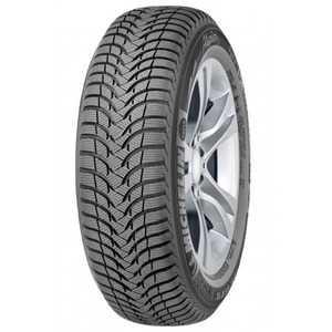 Купить Зимняя шина MICHELIN Alpin A4 195/55R16 87T