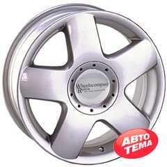 Купить WSP ITALY ARTIC W435 SILVER R15 W6 PCD5x110/112 ET35 DIA57.1
