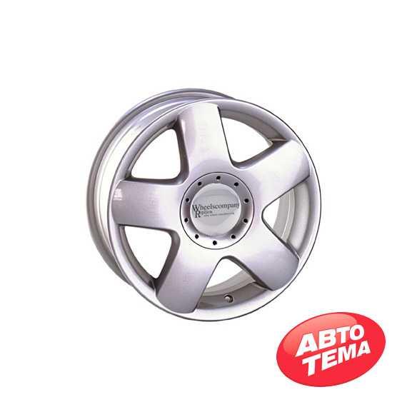 WSP ITALY ARTIC W435 SILVER - Интернет-магазин шин и дисков с доставкой по Украине GreenShina.com.ua