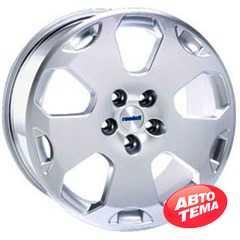 Купить RONDELL 0037 Glanz-Silver R18 W7.5 PCD5x100 ET35 DIA70.4