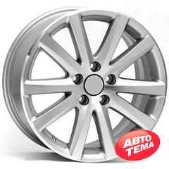 Купить WSP ITALY SPARTA W442 SILVER POLISHED R16 W7 PCD5x112 ET42 DIA57.1