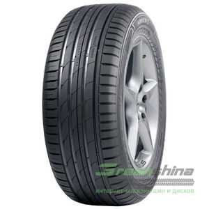 Купить Летняя шина NOKIAN Hakka Z SUV 235/55R19 105W