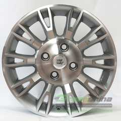 Купить WSP ITALY VALENCIA W150 (SIL. POL.) R16 W6.5 PCD4x100 ET45 DIA56.6