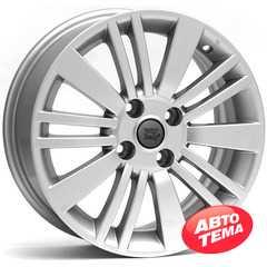 Купить WSP ITALY USTICA W142 SILVER R15 W6 PCD4x98 ET33 DIA58.1