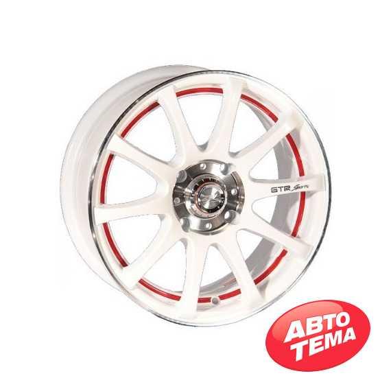 Купить ZW 355 RWLPZ R13 W5.5 PCD4x98 ET25 DIA58.6