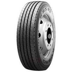 Купить KUMHO KRS03 (рулевая) 295/60R22.5 150K