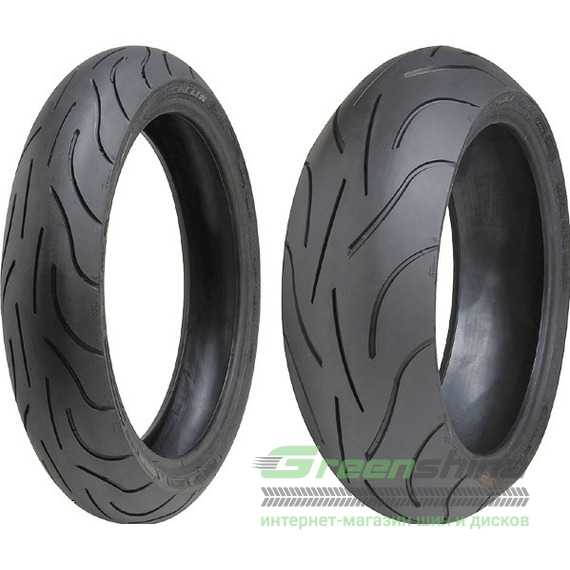 Купить MICHELIN Pilot Power 2CT 190/55 R17 75W REAR TL