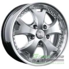 Купить RW (RACING WHEELS) H-353 HPT DP R17 W7 PCD5x112 ET40 DIA73.1