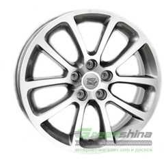 Купить WSP ITALY PERUGIA FO55 W955 ANTHRACITE POLISHED R18 W7.5 PCD5x114.3 ET44 DIA67.1