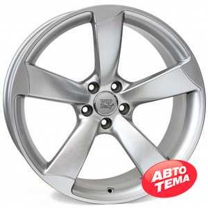 Купить WSP ITALY GIASONE W567 HYPER SILVER R19 W8.5 PCD5x112 ET42 DIA57.1