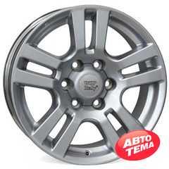 Купить WSP ITALY ERA TO66 W1766 SILVER R18 W7.5 PCD6x139.7 ET25 DIA106.1