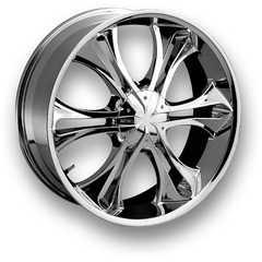 MI-TECH (MKW) MK-24 CHROME - Интернет-магазин шин и дисков с доставкой по Украине GreenShina.com.ua