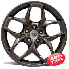 Купить WSP ITALY X5 4.8 Holywood W669 DARK SILVER R19 W9 PCD5x120 ET18 DIA72.6