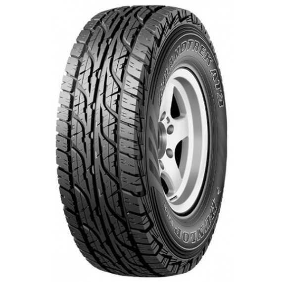 Всесезонная шина DUNLOP Grandtrek AT3 - Интернет-магазин шин и дисков с доставкой по Украине GreenShina.com.ua