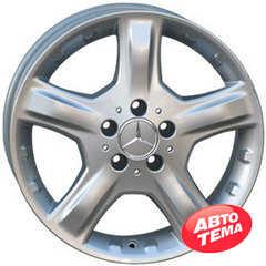 FOR WHEELS ME 419f Silver - Интернет-магазин шин и дисков с доставкой по Украине GreenShina.com.ua