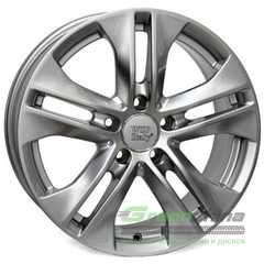 Купить WSP ITALY EROTA ME64 W764 SILVER R17 W8 PCD5x112 ET48 DIA66.6