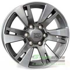 Купить WSP ITALY VENERE TO65 W1765 ANTHRACITE POLISHED R20 W9.5 PCD6x139.7 ET20 DIA106.1