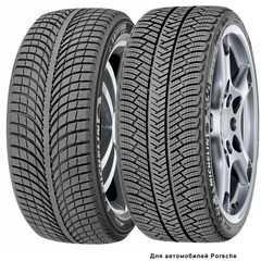 Купить Зимняя шина MICHELIN Latitude Alpin 2 (LA2) 235/60R18 107H