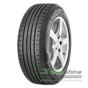 Купить Летняя шина CONTINENTAL ContiEcoContact 5 195/55R16 87H