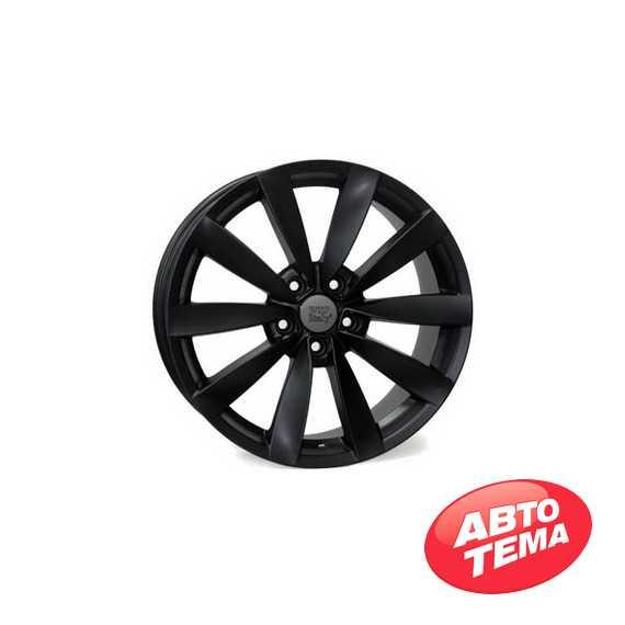WSP ITALY ROSTOCK VO57 W457 DULL BLACK - Интернет-магазин шин и дисков с доставкой по Украине GreenShina.com.ua