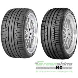 Купить Летняя шина CONTINENTAL ContiSportContact 5 275/40R19 101Y
